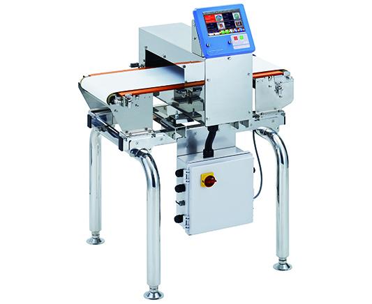 Metal Detectors for Food Processing