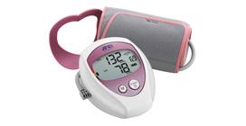 UA-782 Pink Blood Pressure Monitor