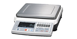 FC-i/FC-Si Series Time Saving Counting Scales with High Resolution