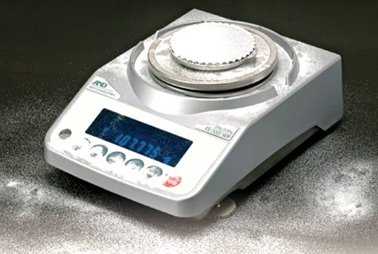 FX-i-WP Warrior Precision Waterproof Balances