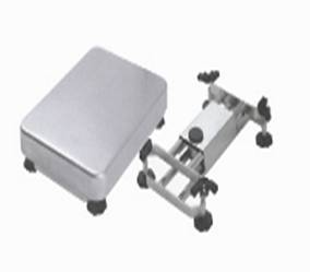 HV-WP Stainless Steel Scale Base
